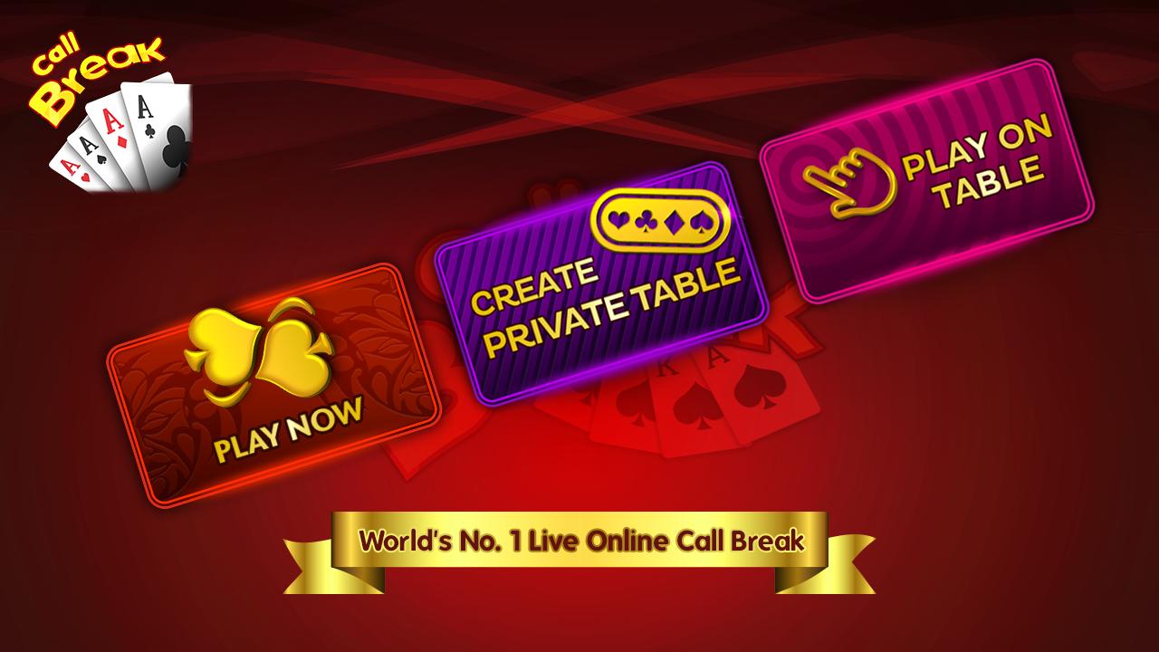 Call Break Multiplayer