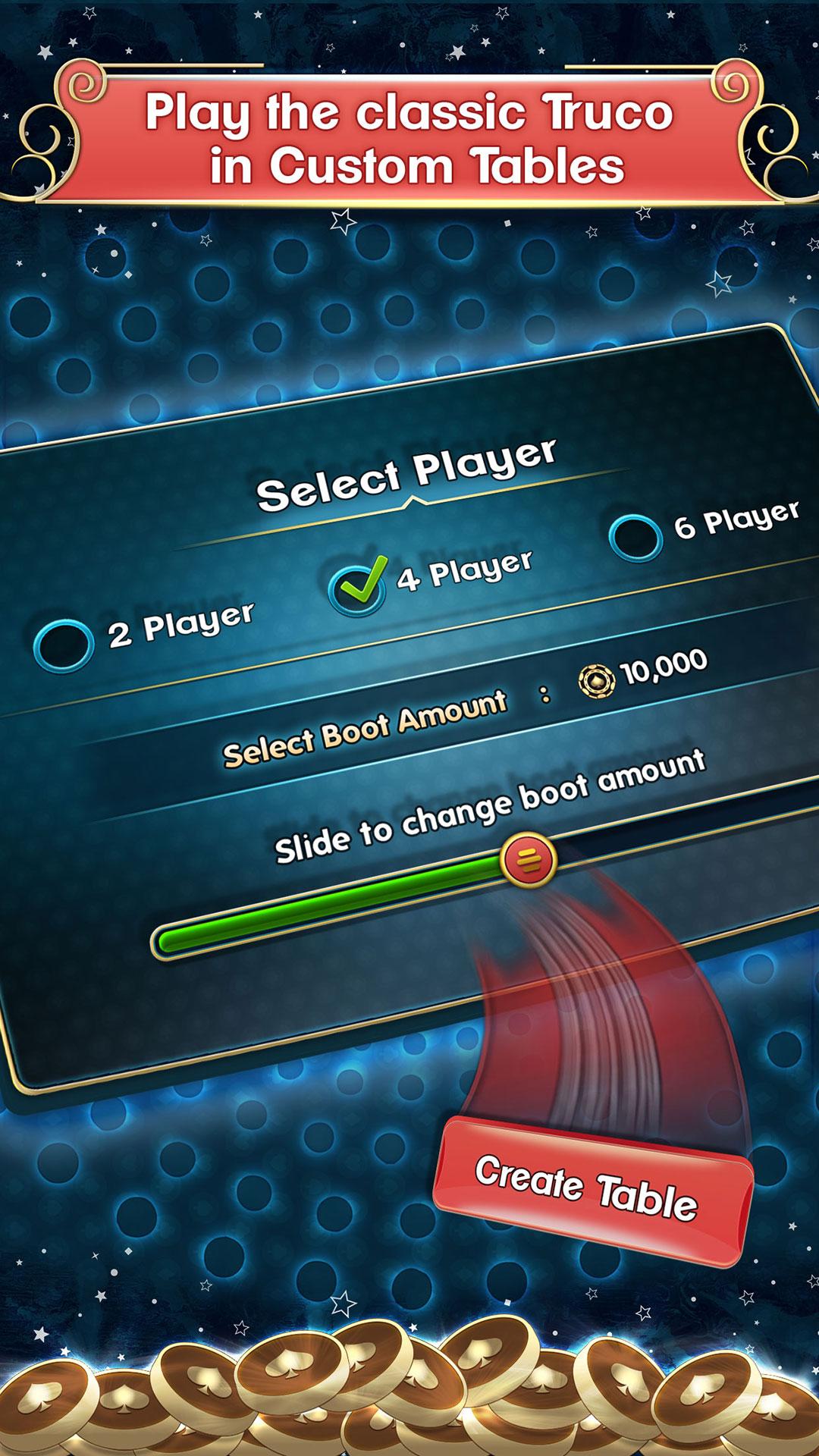 Truco Multiplayer